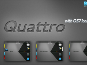 Introducing Quattro by BerryGlowDesigns - an awesome theme that's free for a limited time