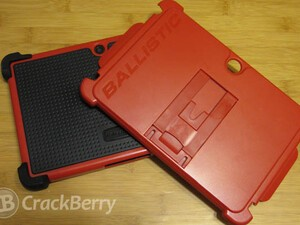 Ballistic Tough Jacket Series offers maximum protection for the BlackBerry PlayBook