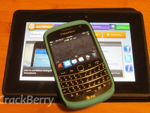 Review: Protect your BlackBerry 9900/9930 in style with the Case-Mate Tough Case