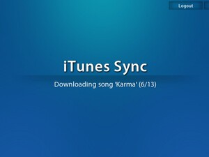 Wirelessly copy your iTunes music to your PlayBook with iTunes Sync
