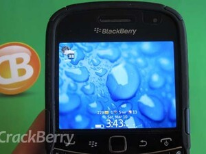 Show off your BlackBerry Bold's wallpaper with Minimo - 25 copies up for grabs!