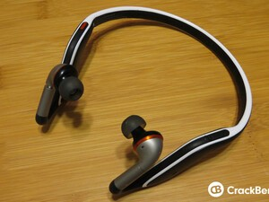 Rock out to your favorite tunes and get in shape with the Motorola S11-Flex HD Bluetooth Stereo Headset