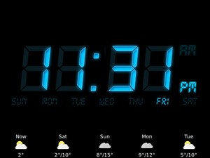 Musical Clock - Multiple Alarms updated to v3.0 - Adds weather forecast and updates name