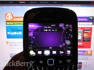 Free for a limited time – Purple Magic Girly OS7 theme by BB-Freaks