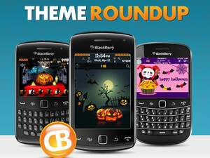 BlackBerry theme roundup for October 16, 2012 - Halloween Edition!