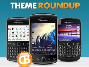BlackBerry theme roundup - January 8, 2013