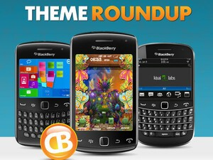 BlackBerry theme roundup - January 16, 2013