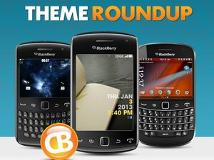 BlackBerry theme roundup - January 22, 2013