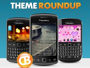 BlackBerry theme roundup - January 29, 2013