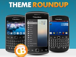 BlackBerry theme roundup - February 12, 2013