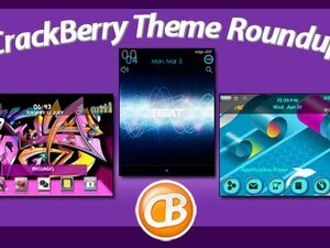 BlackBerry theme roundup - March 13, 2012