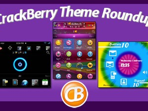 BlackBerry theme roundup - April 17, 2012