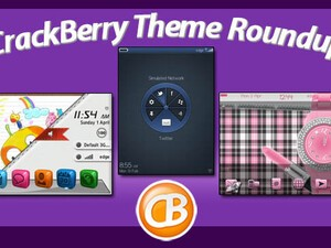 BlackBerry theme roundup - April 24, 2012