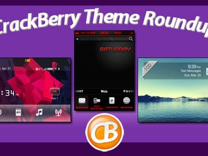 BlackBerry theme roundup - 50 copies of Carbon Red LiveDay OS7 by BB-Freaks up for grabs!