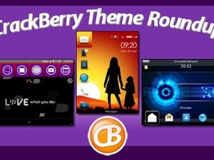 BlackBerry theme roundup - May 15, 2012