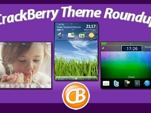 BlackBerry theme roundup - May 23, 2012
