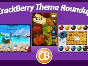 BlackBerry theme roundup - May 29, 2012