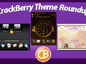 BlackBerry theme roundup - June 4, 2012