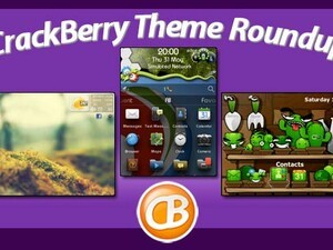 BlackBerry theme roundup - June 12, 2012