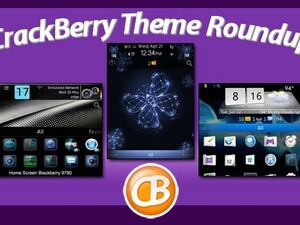 BlackBerry theme roundup - June 26, 2012