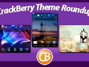 BlackBerry theme roundup - July 4, 2012