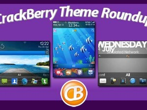 BlackBerry theme roundup - July 10, 2012
