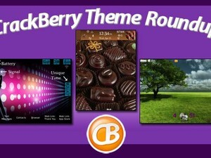 BlackBerry theme roundup - July 17, 2012