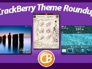 BlackBerry theme roundup - July 31, 2012