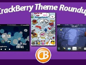 BlackBerry theme roundup - August 7, 2012