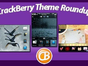 BlackBerry theme roundup - August 14, 2012