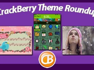 BlackBerry theme roundup - August 21, 2012