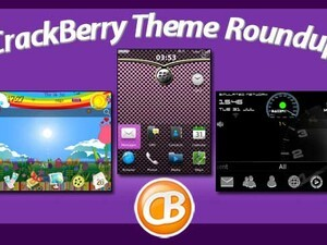 BlackBerry theme roundup - August 28, 2012