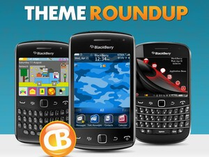 BlackBerry theme roundup - September 5, 2012