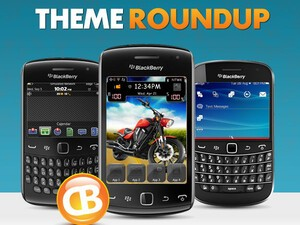 BlackBerry theme roundup - September 26, 2012