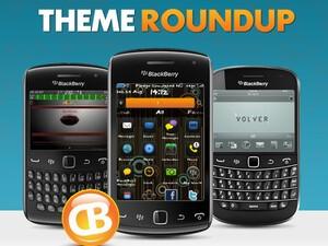 BlackBerry theme roundup  - October 2, 2012