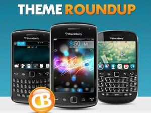BlackBerry theme roundup October 30, 2012