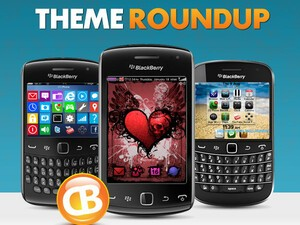 BlackBerry theme roundup - November 6, 2012