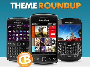 BlackBerry theme roundup - November 13, 2012