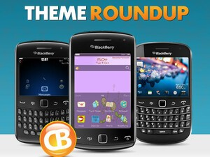 BlackBerry theme roundup - December 11, 2012
