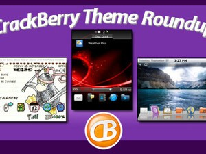 BlackBerry theme roundup - December 13, 2011