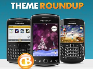 BlackBerry theme roundup - December 18, 2012