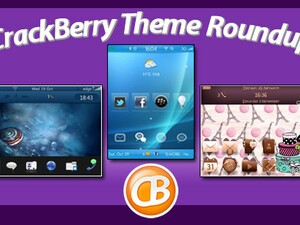 BlackBerry theme roundup - 50 copies of Shopping in Paris up for grabs!