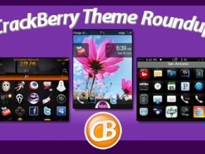 BlackBerry theme roundup - 30 copies of Inque & Pinque by BerryGlowDesigns to be won!