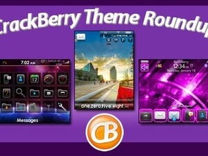 BlackBerry theme roundup - 25 copies of Viva up for grabs!