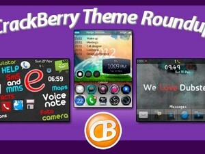 BlackBerry theme roundup - January 4, 2012