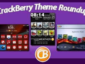 BlackBerry theme roundup - January 10, 2012