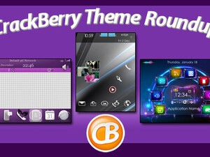 BlackBerry theme roundup – 50 copies of 40s Glamour and Polka Dots In Style by ale7714 Designs to be won!