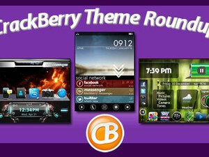 BlackBerry theme roundup – 25 copies of Haze by Blitz Creations up for grabs!