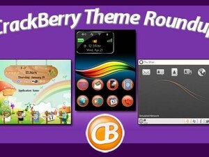 BlackBerry theme roundup - March 20, 2012
