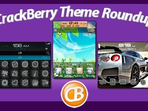 BlackBerry theme roundup - April 4, 2012